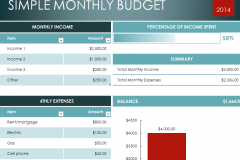 Monthly-Budget-Planning